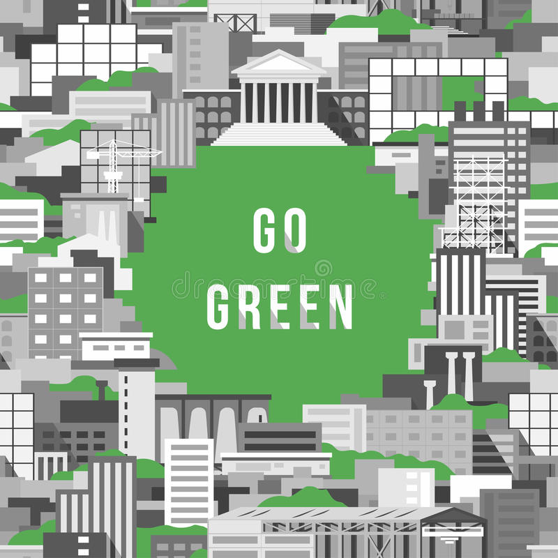 Free Go Green 1 Stock Photos - 64365913