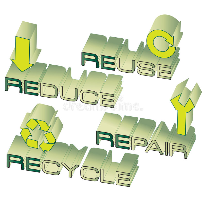 Download Go Green Royalty Free Stock Photos - Image: 8679178