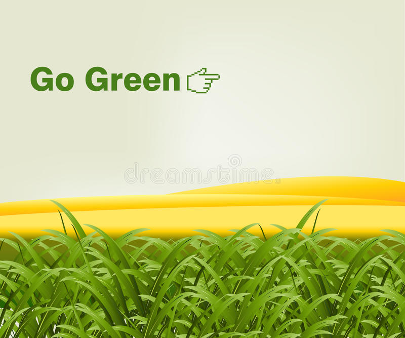 Download Go Green Stock Photography - Image: 9754922