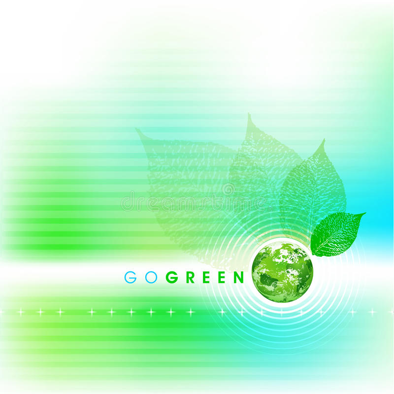 Free Go Green Background Royalty Free Stock Photos - 24017218