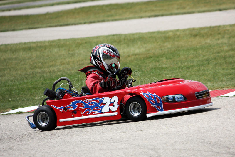 Download Go Kart Racing stock photo. Image of competition, gloves - 29279840