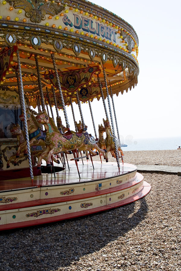 go merry round στοκ φωτογραφίες