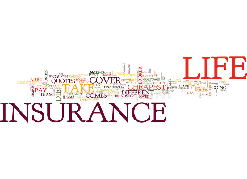 Cheapest Life Insurance Quotes Captivating Go Online For The Cheapest Life Insurance Quotes Word Cloud