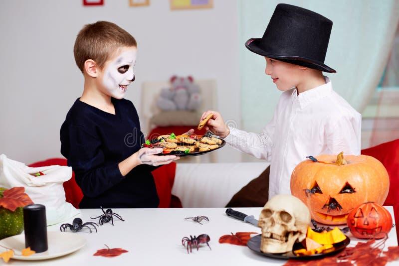 Goût de Halloween photo libre de droits