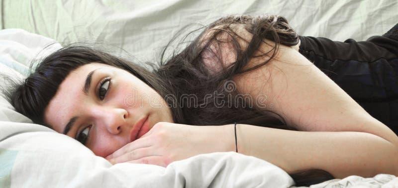 Download Go to sleep stock photo. Image of sensitive, sleep, beauty - 17922964