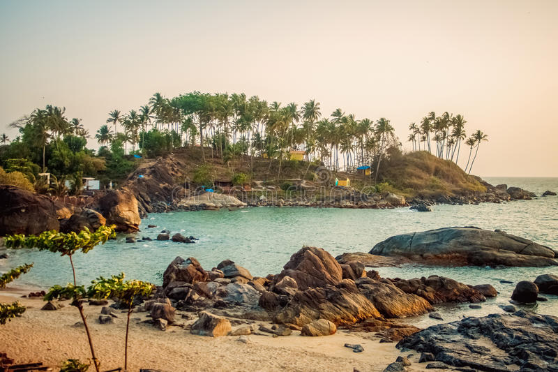 Goa της Ινδίας στοκ φωτογραφίες