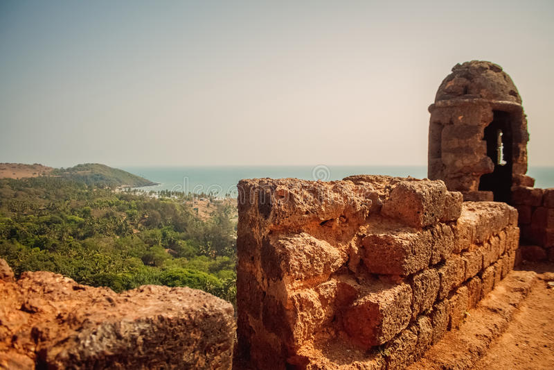 Goa d'Inde photographie stock