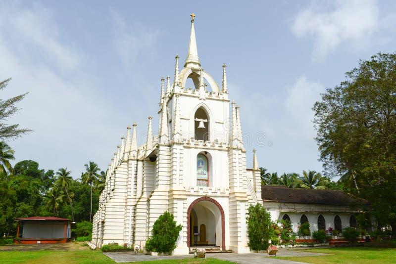 Goa, Inde image libre de droits