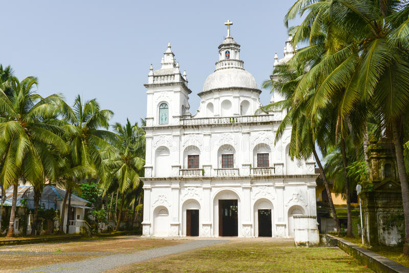 Goa, Inde image stock