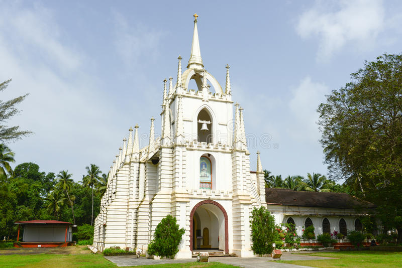 Goa, India obraz royalty free