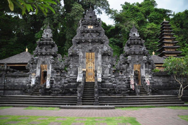 Goa Lawah Stara świątynia zdjęcia royalty free