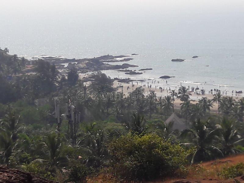 Goa sehen lizenzfreie stockfotos