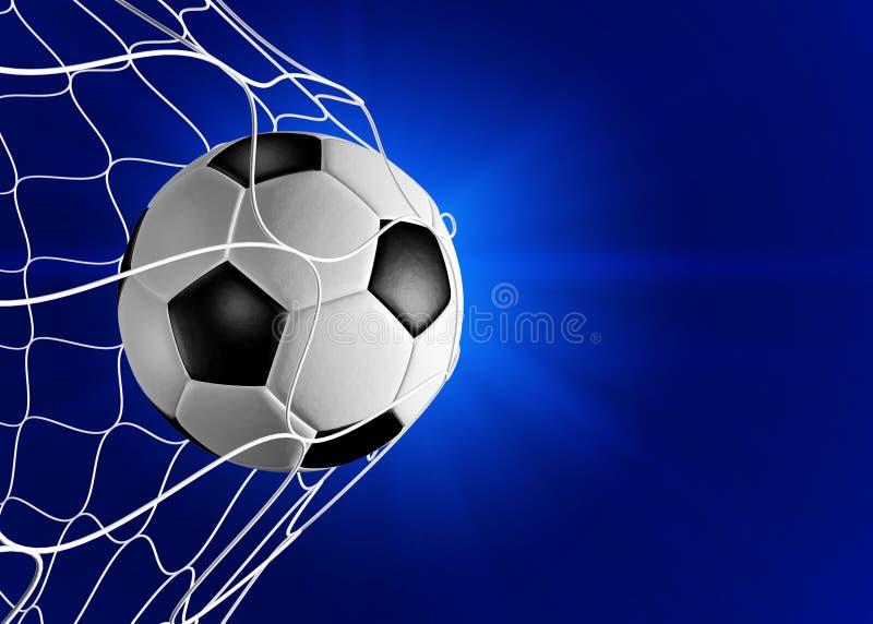 Goal ! stock illustration