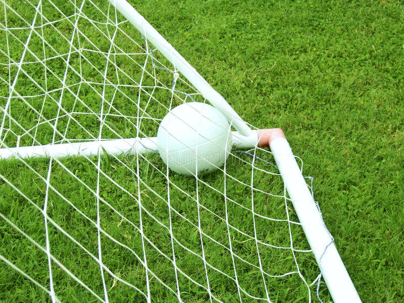 Download Goal stock photo. Image of football, achieve, target, triumph - 4035800