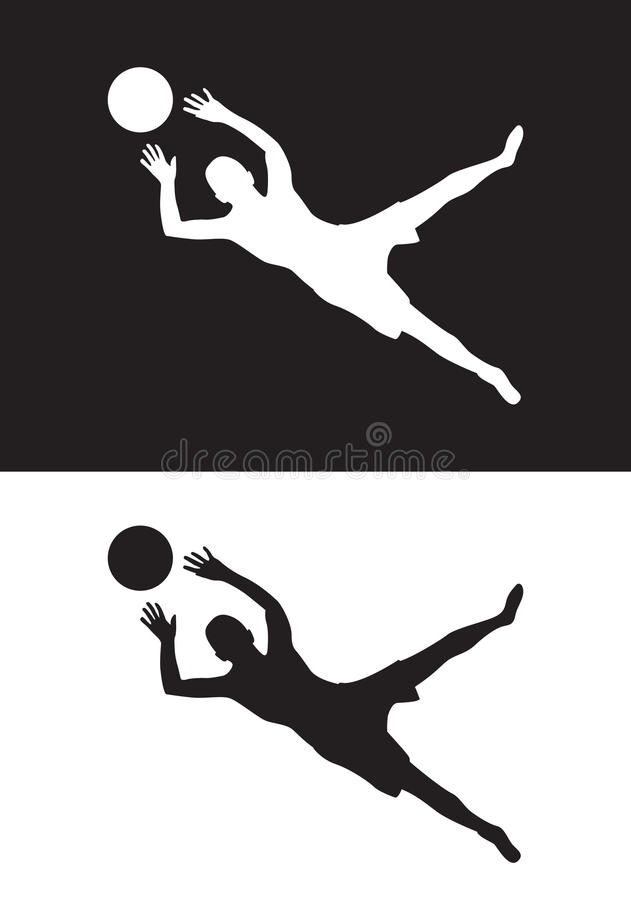 Download Goal Keeper Stock Images - Image: 18315224