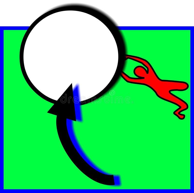 Download Goal Keeper Saves A Shot Sign Stock Illustration - Illustration: 2655603