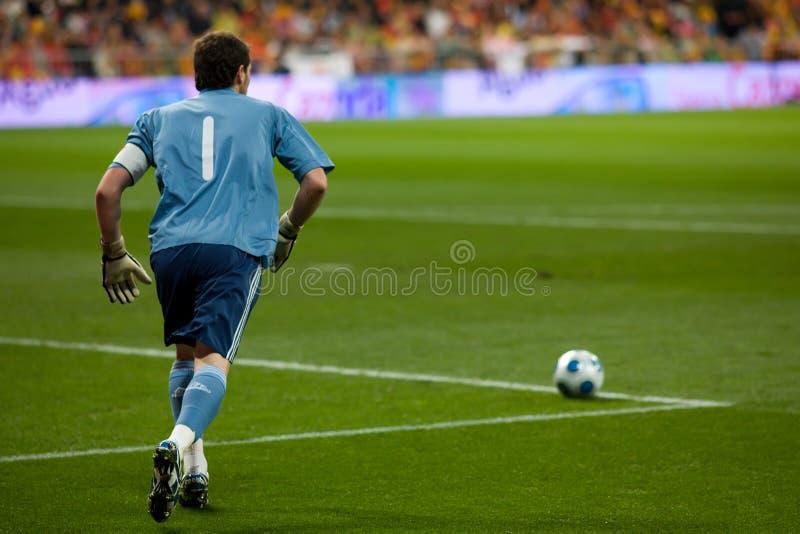 Goal Kick stock images