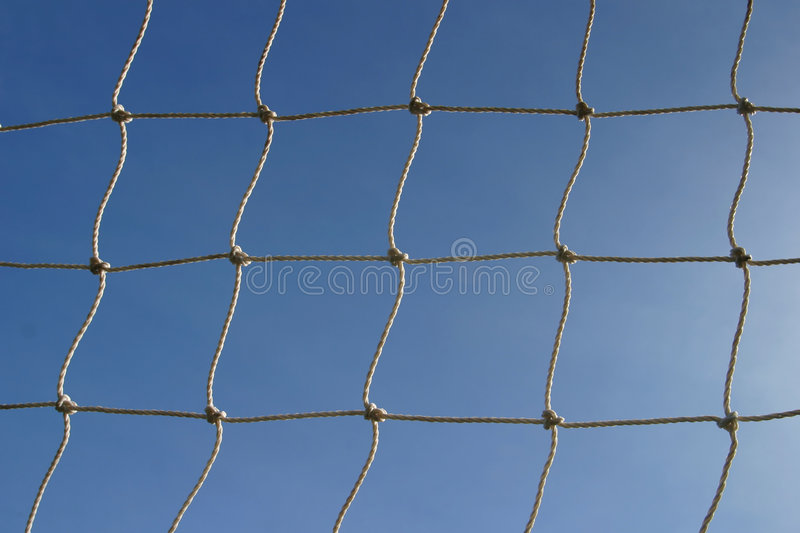 Download Goal Netting 1 stock photo. Image of ball, netting, keeper - 928600