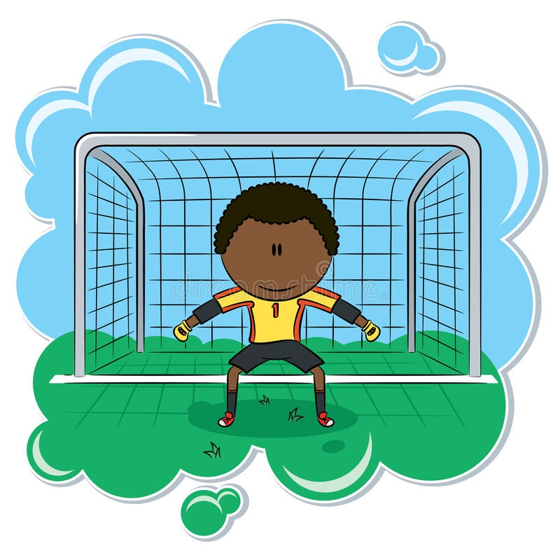Download Goalkeeper Stock Images - Image: 24428634