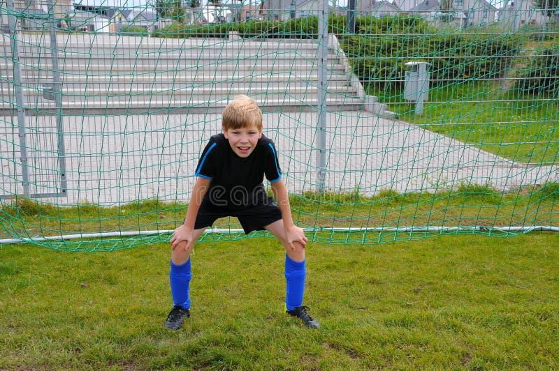 goalkeeper imagem de stock royalty free