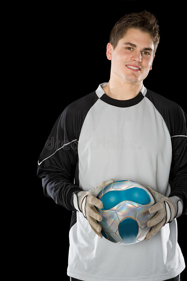 goalkeeper images libres de droits