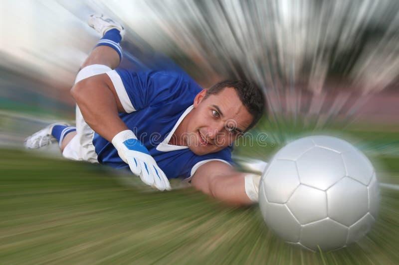 Download Goalkeeper Save stock image. Image of fingers, goals - 14718391