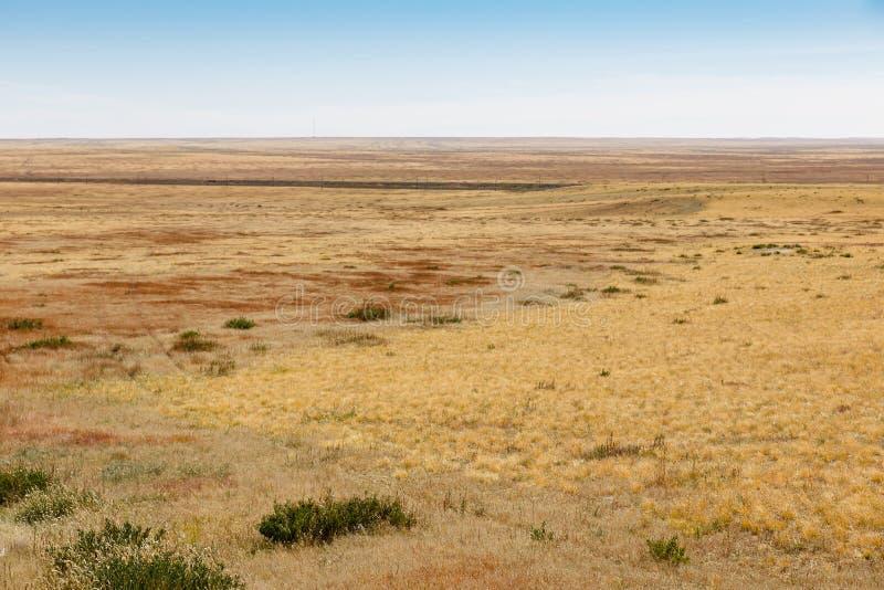 Gobi desert mongolia. Beautiful landscape of the Gobi desert, Mongolia royalty free stock photography