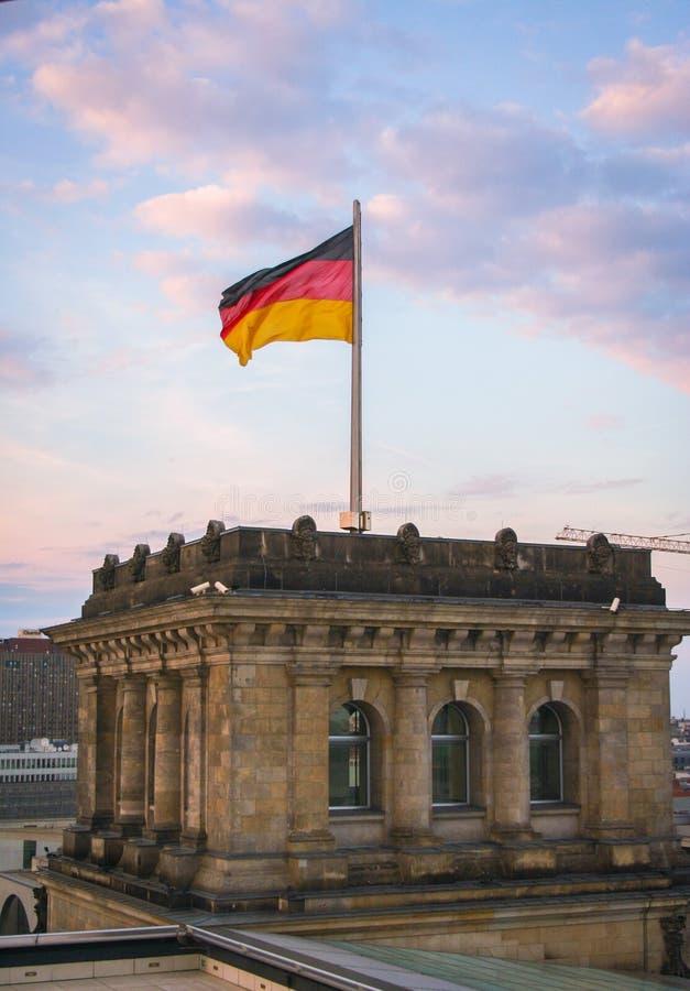 Gobierno alemán imagen de archivo libre de regalías
