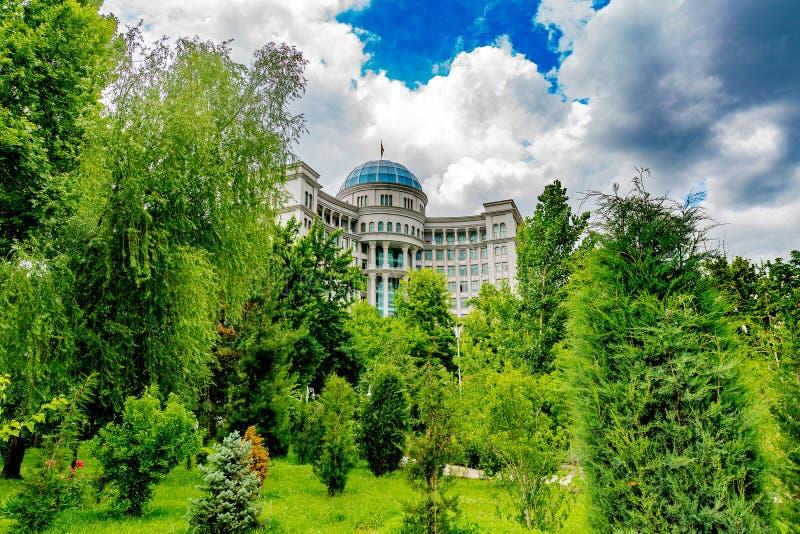 Gobierno de Dusambé en Tayikistán 26 imágenes de archivo libres de regalías