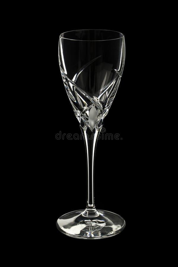 Goblet κρυστάλλου στοκ φωτογραφία