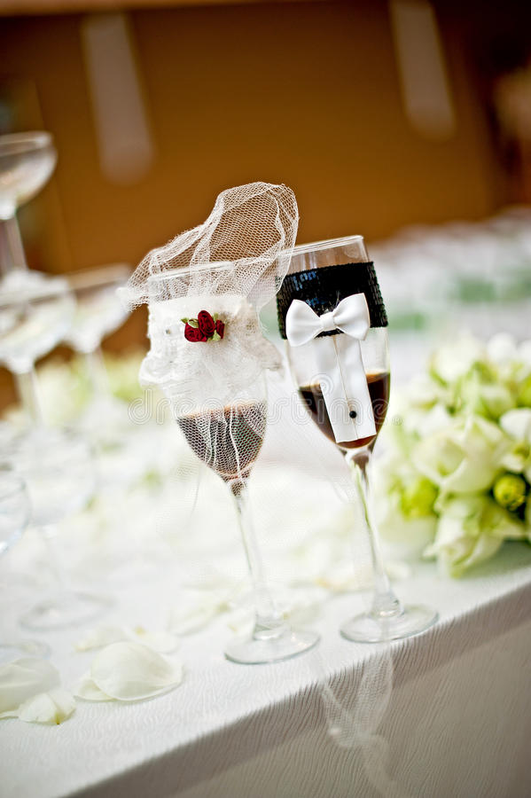 Download Goblet Table Setting Royalty Free Stock Image - Image: 23317826