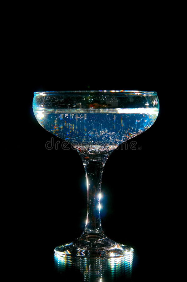 Free Goblet With Water Royalty Free Stock Photo - 4941795