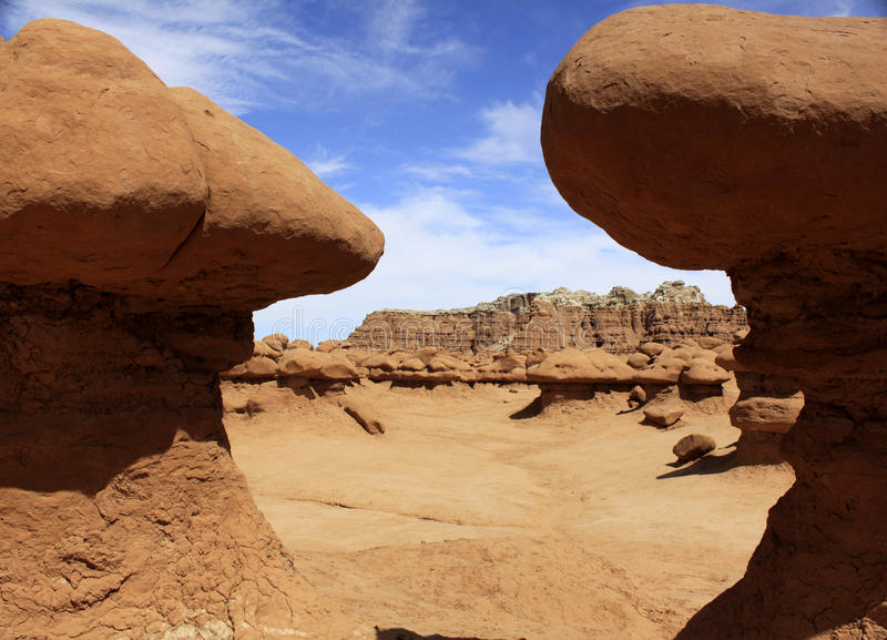 Goblin Valley 2 Stock Images