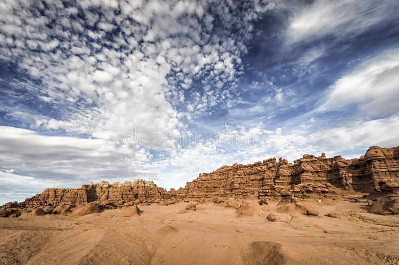 Goblin Valley State Park stock photography
