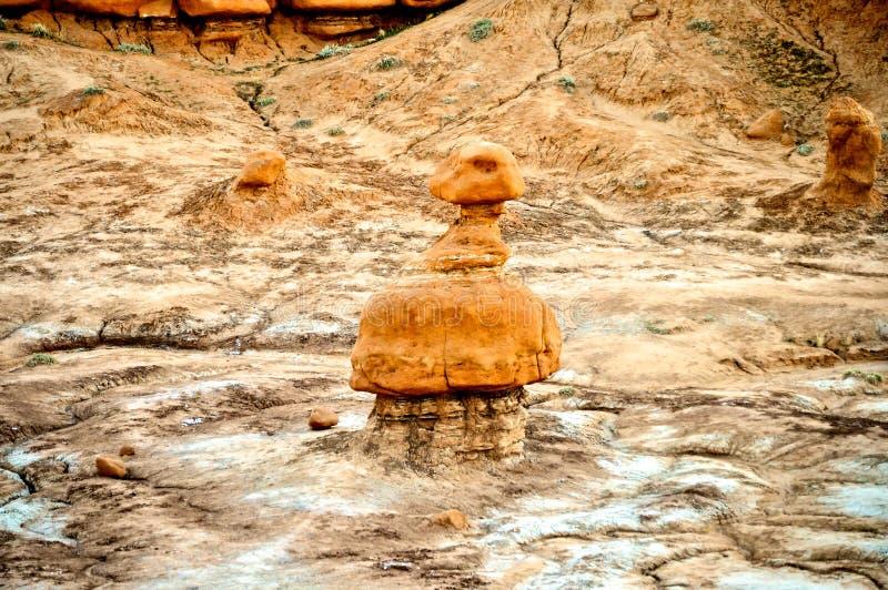 Goblin Valley State Park, Utah stock photography
