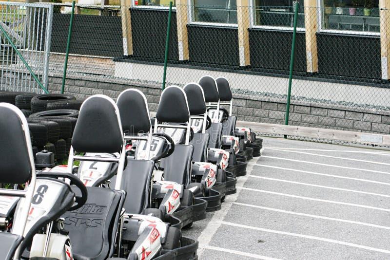 Gocart carting images stock