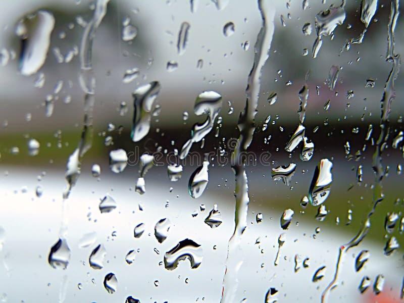 Gocce Dell Acqua Fotografia Stock Libera da Diritti
