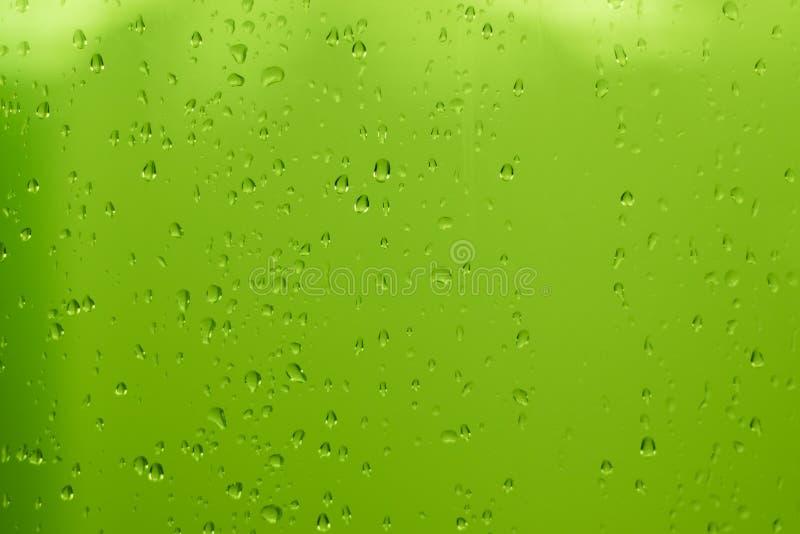 Gocce di acqua immagine stock libera da diritti
