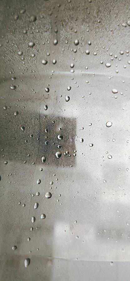 Gocce di acqua del fondo immagine stock
