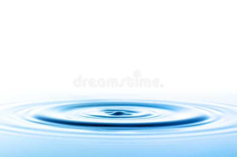 Goccia di acqua immagine stock libera da diritti