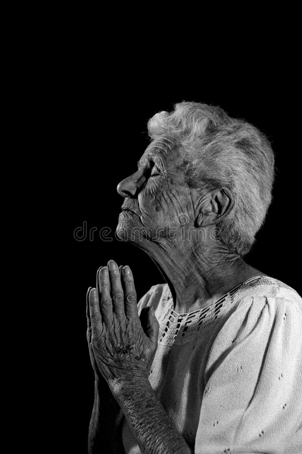 Free God, Are You Listening Stock Image - 2739171