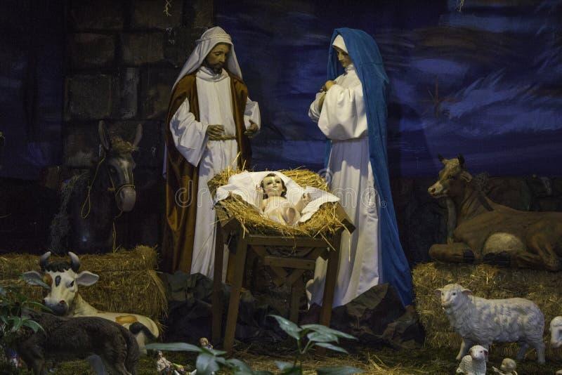God Child Birth stock photo