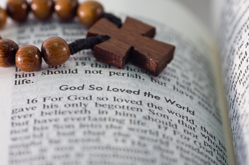 God So Loved The World - 2 Royalty Free Stock Images