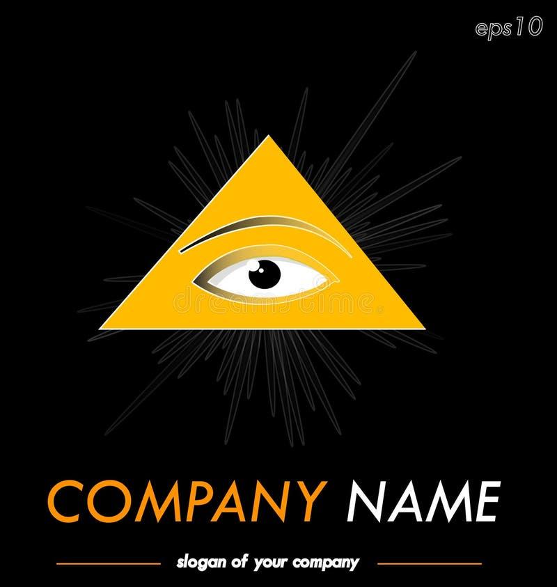 God Vector Logo Template Ready Logotype For A Company Or A Chur