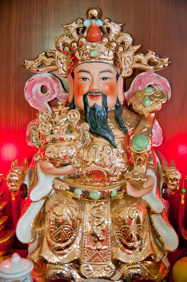 Download God of wealth stock photo. Image of oriental, life, riches - 13180454