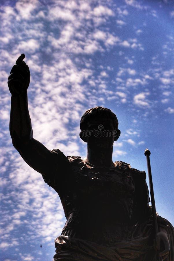 Goddelijk Augustus stock foto's