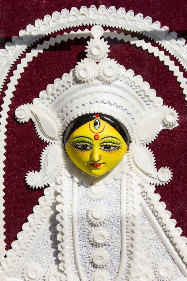 Goddess durga statue royalty free stock photography