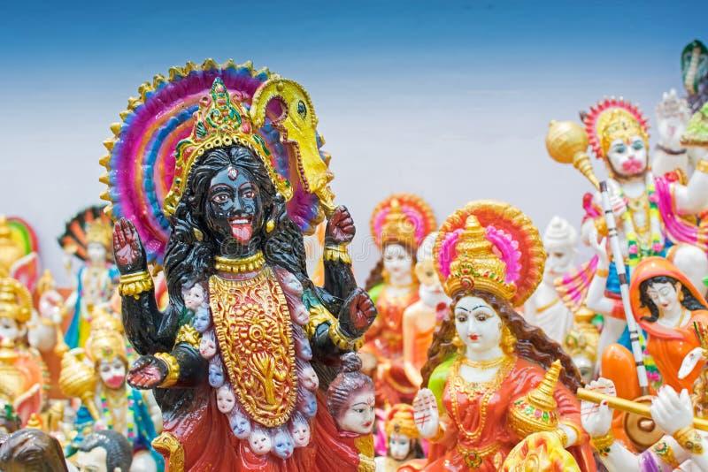 Download Goddess Kali, Handicraft Items On Display , Kolkata Stock Photo - Image: 83704024