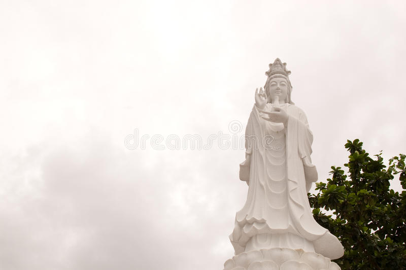 Goddess Of Mercy Royalty Free Stock Photography