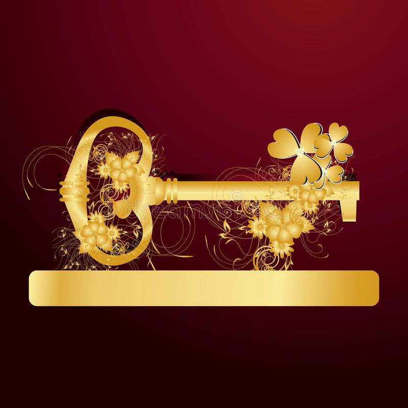 Goden key for your success